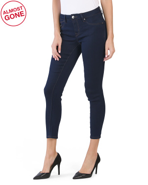 Curvy Butter Soft Ankle Jeans