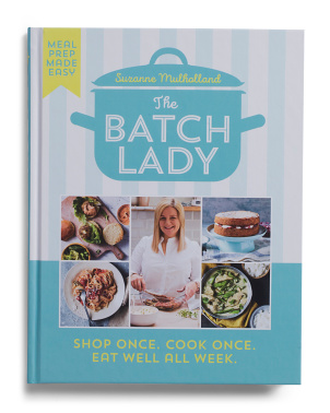 The Batch Lady Cookbook