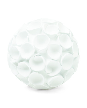 Decorative Tabletop Orb
