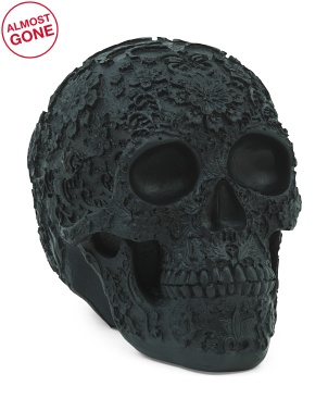 Skull Tabletop Decor