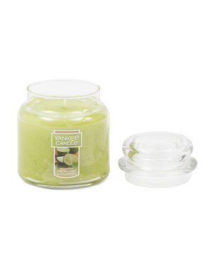 Made In Usa 14.5oz Fresh Lime And Cilantro Candle