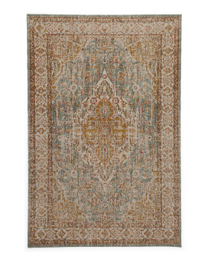 Made In Turkey Vintage Look Scatter Rug