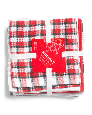 8pk Dish Cloths