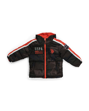Little Boy Puffer Jacket
