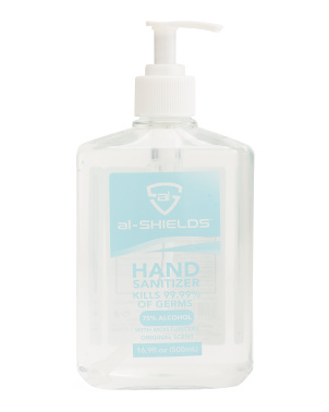 16.9oz Unscented Hand Sanitizer