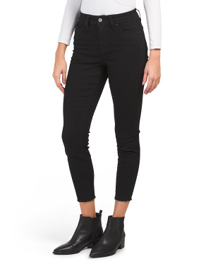 Booty Enhancing Tummy Control Skinny Jeans