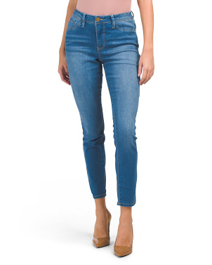 Ultra High Rise Tummy Control Skinny Jeans