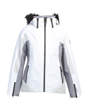 Women's 3-in-1 System Waterproof Jacket