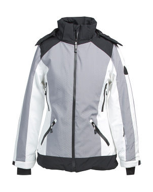 Insulated Ski Jacket