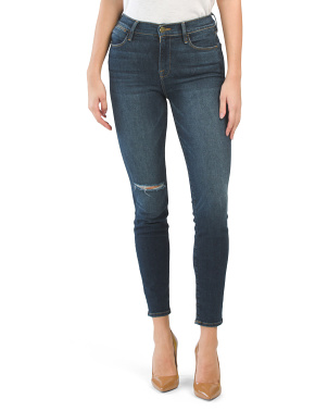 Made In Usa Le High Skinny Jeans