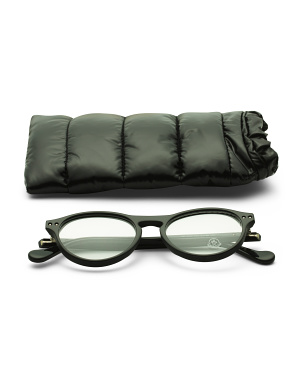 Made In Italy Unisex Designer Optical Glasses