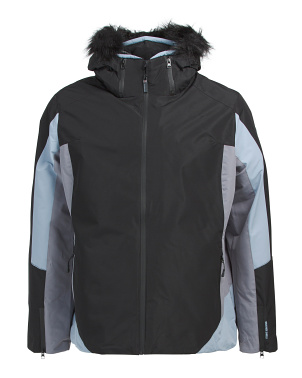 Plus 3-in-1 System Ski Jacket With Full Fleece Detachment
