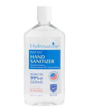 12oz Instant Hand Sanitizer