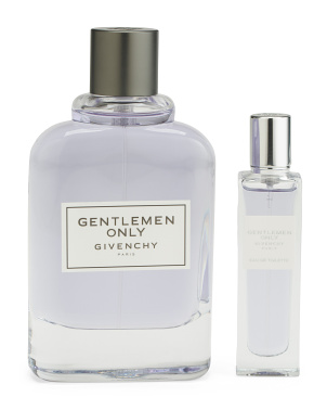 Made In France Gentlemen Only 2pc Gift Set