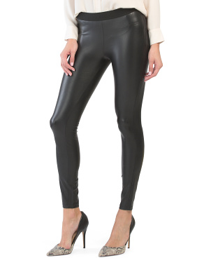 Barlow Faux Leather Leggings