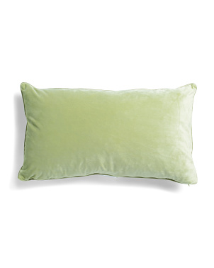 14x24 Luxury Velvet Pillow