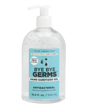 16.9oz Sanitizer Gel