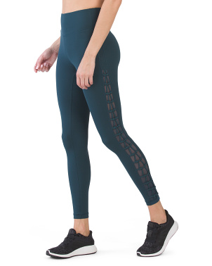 Macrame Tight Leggings
