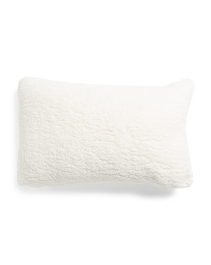 14x22 Teddy Faux Fur Pillow