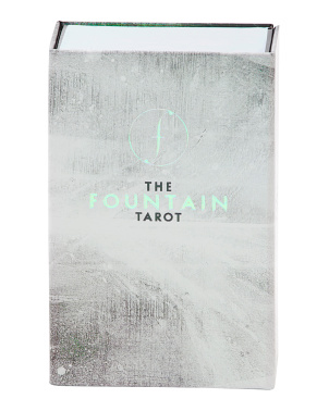 Fountain Tarot Card Deck
