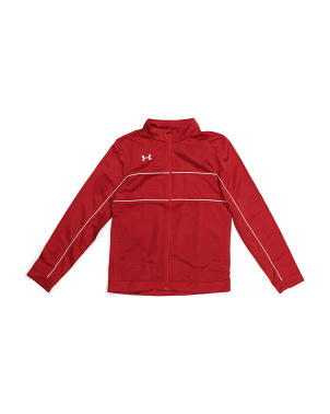Boys Rival Knit Warmup Jacket