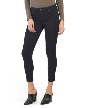 Lightweight Contour Ankle Jeans