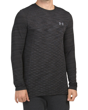 Vanish Seamless Long Sleeve Novelty Tee