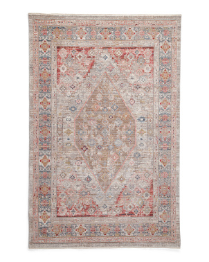 Made In Turkey 5x8 Boho Area Rug