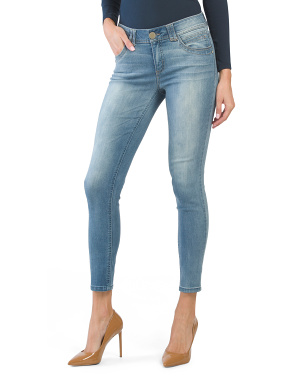 Ab Technology Ankle Jeans