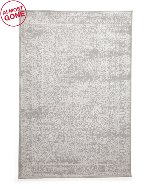 Made In Turkey 5x7 Transitional Soft Pile Area Rug