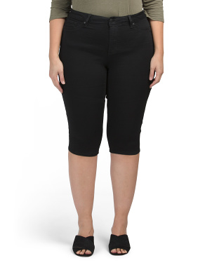 Plus Muffin Top Eliminator Capris