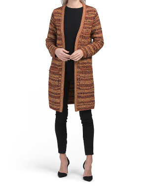 Made In Italy Wool Blend Coat