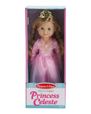 14in Celeste Princess Doll