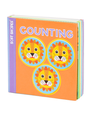 Soft Shapes Counting Book