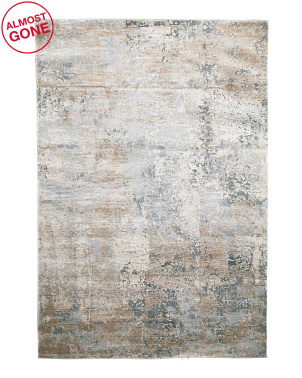 Made In Turkey 5x7 Contemporary Area Rug