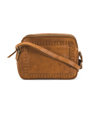 Leather Tenley Crossbody