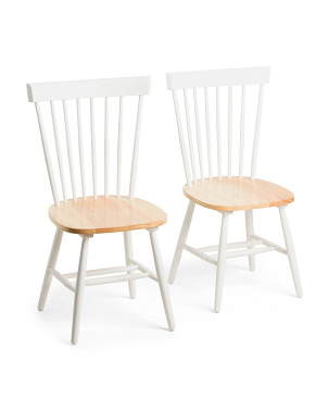 2pk Parker Side Chairs