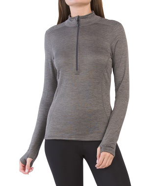 Vertix Baselayer Quarter Zip Top