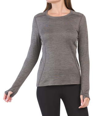 Vertix Baselayer Crew Neck Top