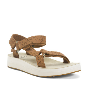 Leather Sport Sandals