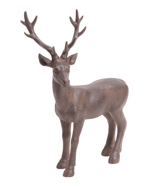 Resin Deer Decor