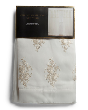 38x84 Set Of 2 Trousseau Thermal Room Darkening Curtains
