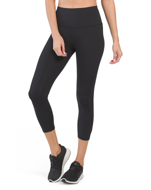 Tech Flex Interlock Zip Pocket Capris