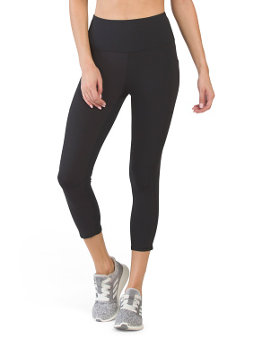 Tech Flex Side Pocket Capris