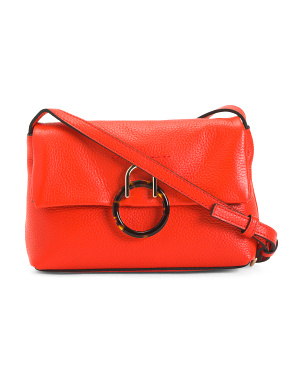 Madison Nappa Leather Crossbody