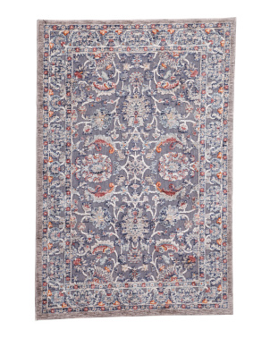 Made In Turkey 3x5 Traditional Scatter Rug