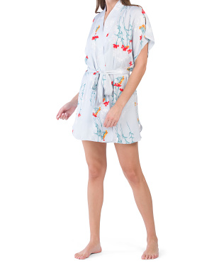 Meadow Sunrise Robe