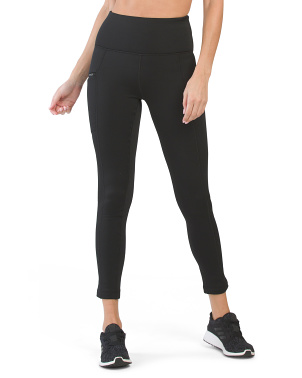 Mogul High Waist Fleece Leggings