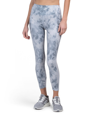 Tie Dye Printed Leggings