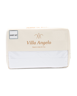 Made In Italy Simple Line Sheet Set